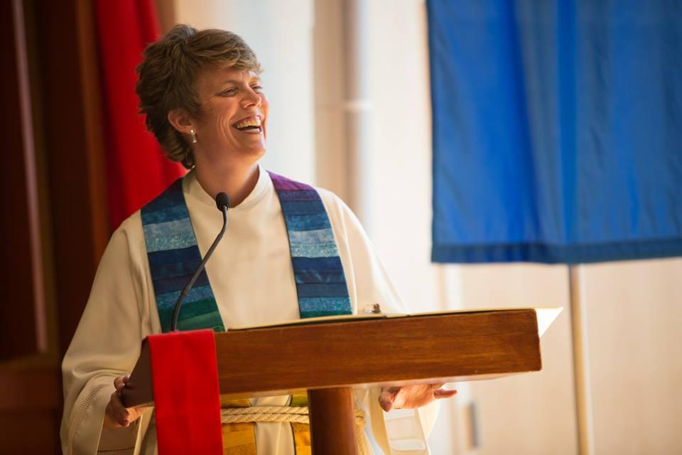 Rev. Dr. Rebecca Voelkel