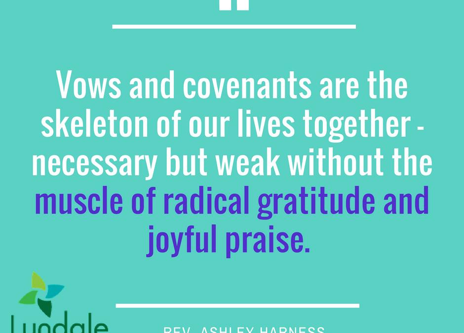 Practicing Radical Gratitude
