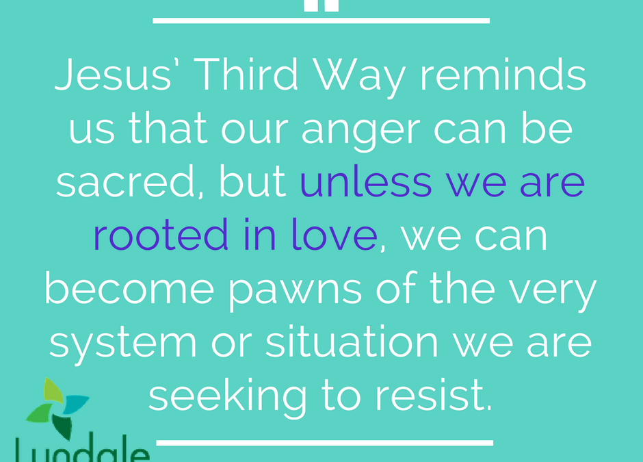 Resistance Rooted in Love