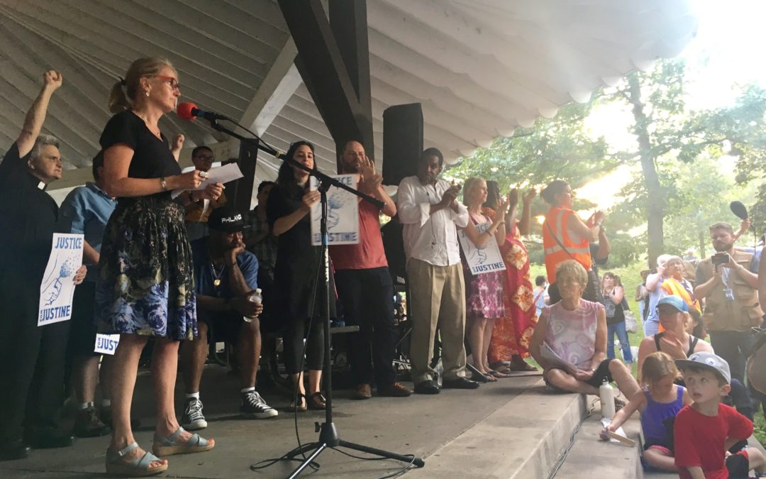 Slowing Down for Justice Now: On Justine Damond and Racial Justice