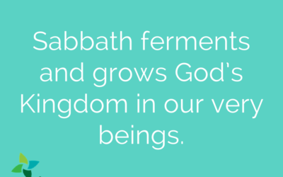 Fermenting the Realm of God