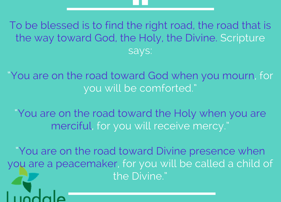 All Saints: The Road of Blessing