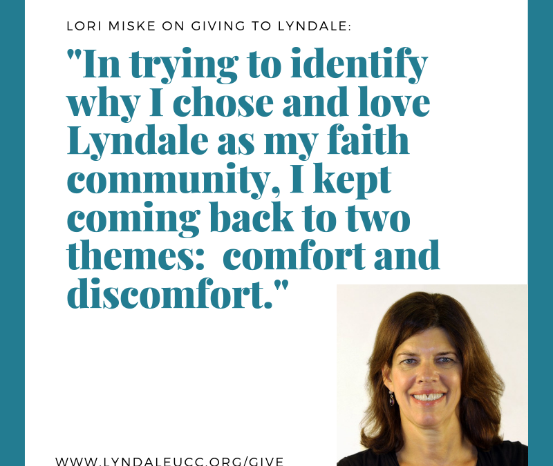 Lori: On Giving to Lyndale
