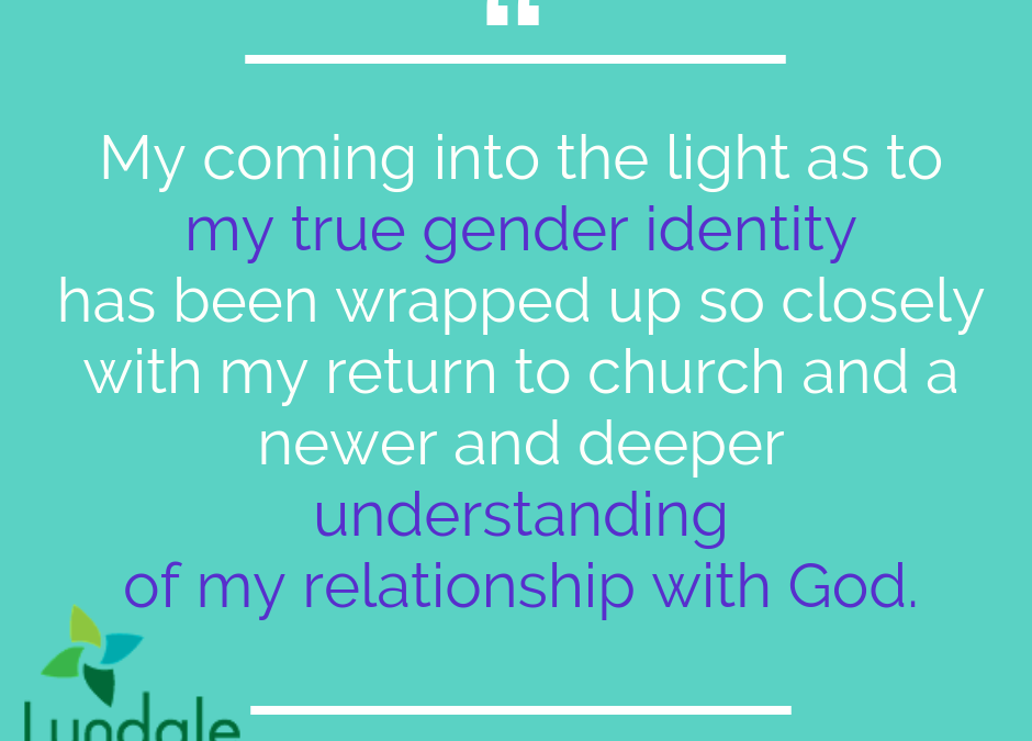 My Journey of Faith and Gender