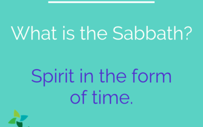 Spirit in the form of Time